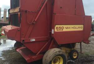 New Holland  Round Baler Hay/Forage Equip