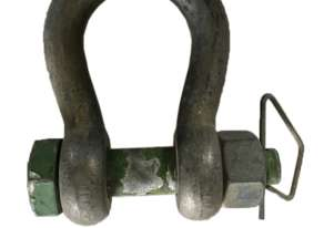Bow Shackle 4.75 Ton 0.75 Holland Rigging Equipment