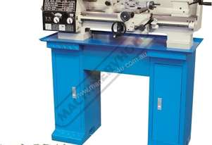 AL-250G Bench Lathe Package 250 x 500mm Turning Capacity Includes Stand & Turning Kit