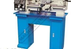 AL-250G Bench Lathe, Stand & Tooling Package Deal 250 x 500mm Turning Capacity - 26mm Spindle Bore I