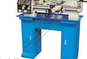 AL-250G Bench Lathe, Stand & Tooling Package Deal Ø250 x 500mm Turning Capacity - Ø26mm Spindle Bo