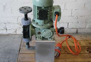 Iwaki Chemical Dosing Metering Pump