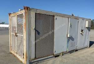 Shipping Equipment Container 20ft S.V.E Container