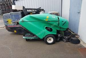 Green Machine Sweepers 414 Serial