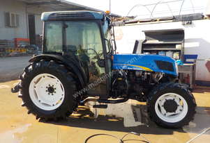 NEW HOLLAND T4050F CAB TRACTOR