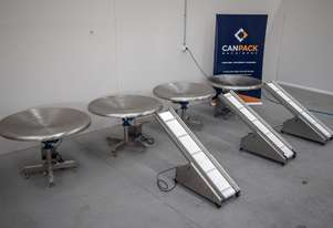 CanPack Machinery NEW Rotary Table