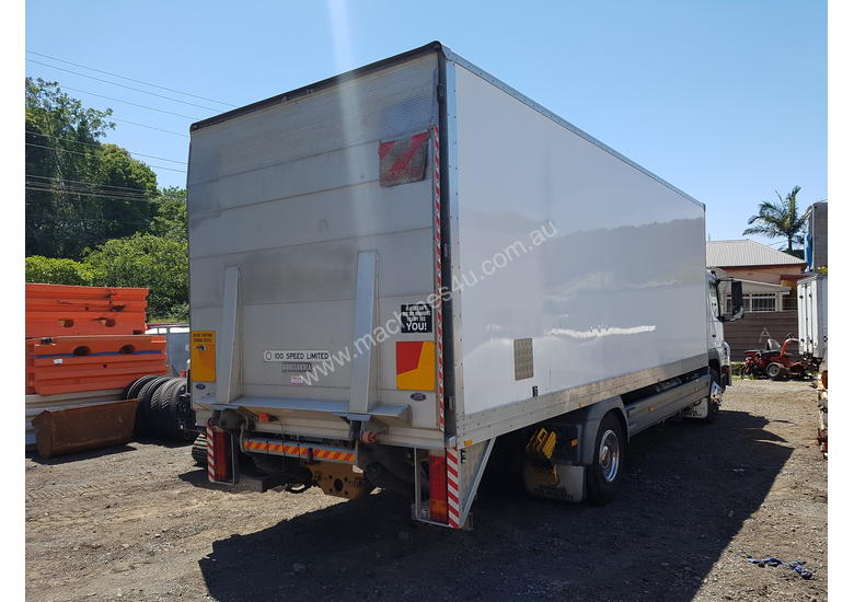 Furniture Van Pantec Truck Body