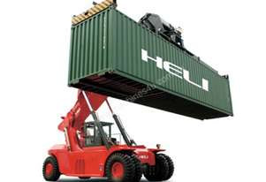 HELI LADEN CONTAINER HANDLER - REACH STACKER