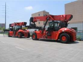 HELI LADEN CONTAINER HANDLER - REACH STACKER - picture2' - Click to enlarge