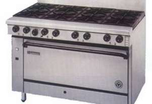 Goldstein   8 Burner Gas Range