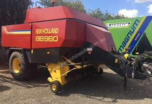 New Holland BB960 Square Baler Hay/Forage Equip