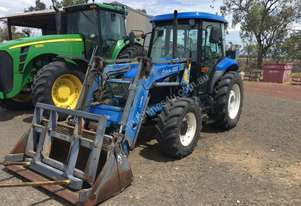New Holland TD65D FWA/4WD Tractor
