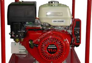 Honda Petrol Powered 3 Phase Industrial Generator