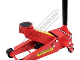 ARMM800QL Professional Hydraulic Trolley Jack - Steel 2000kg (2 Tonne) 130 ~ 470mm Lift Height - picture0' - Click to enlarge