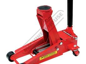 ARMM800QL Professional Hydraulic Trolley Jack - Steel 2000kg (2 Tonne) 130 ~ 470mm Lift Height - picture2' - Click to enlarge
