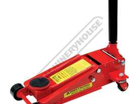 ARMM800QL Professional Hydraulic Trolley Jack - Steel 2000kg (2 Tonne) 130 ~ 470mm Lift Height - picture3' - Click to enlarge