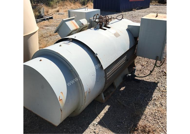 400 kw 6 pole 6600 volt AC Electric Motor