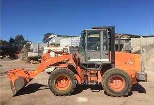 HITACHI LX70-7 Wheel Loaders integrated Toolcarriers