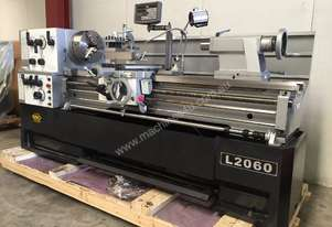 Metal Centre Lathe, 510mm Swing, 80mm Spindle Bore