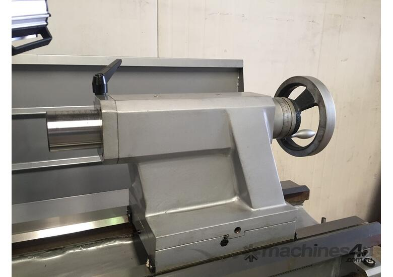 510mm Swing Centre Lathe, 80mm Spindle Bore