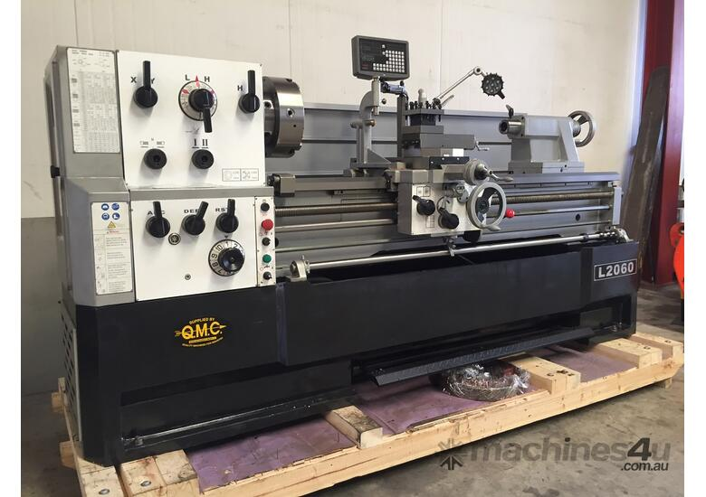 Centre Lathe, 510x1500mm turning Capacity, 80mm Bore