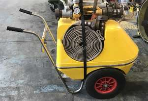 Angus Fire Mobile Foam Cart portable Fire Fighting Equipment