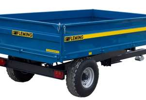 Fleming 6 Ton Trailer Trailer Handling/Storage