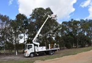 Altec AT30G 11m EWP with spring lockouts