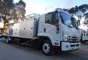 Isuzu   FSR850 Beavertail Truck