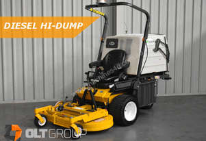 Walker Mower MDDGHS Diesel Hi Dump Zero Turn Mower ONLY 407 HOURS