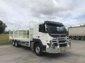 VOLVO FMX TIPPER - picture2' - Click to enlarge