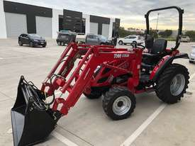 TYM Tractor with 4in1 Front end Loader - 35hp Hydrostatic - picture1' - Click to enlarge