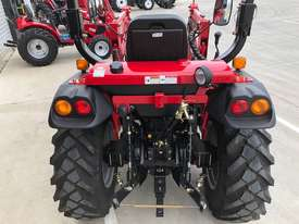 TYM Tractor with 4in1 Front end Loader - 35hp Hydrostatic - picture2' - Click to enlarge