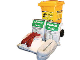 General Purpose Spill Kit. 87L absorbent capacity. Portable canvacon bag. Ideal for trucks & vans - picture4' - Click to enlarge