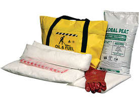 General Purpose Spill Kit. 87L absorbent capacity. Portable canvacon bag. Ideal for trucks & vans - picture10' - Click to enlarge