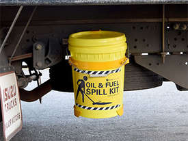 General Purpose Spill Kit. 87L absorbent capacity. Portable canvacon bag. Ideal for trucks & vans - picture14' - Click to enlarge
