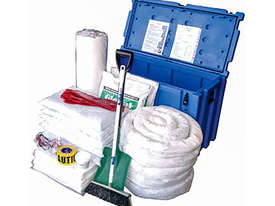 General Purpose Spill Kit. 87L absorbent capacity. Portable canvacon bag. Ideal for trucks & vans - picture15' - Click to enlarge