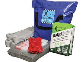 General Purpose Spill Kit. 87L absorbent capacity. Portable canvacon bag. Ideal for trucks & vans - picture0' - Click to enlarge