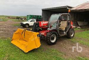 MANITOU MT523 BE2 Telescopic Forklift