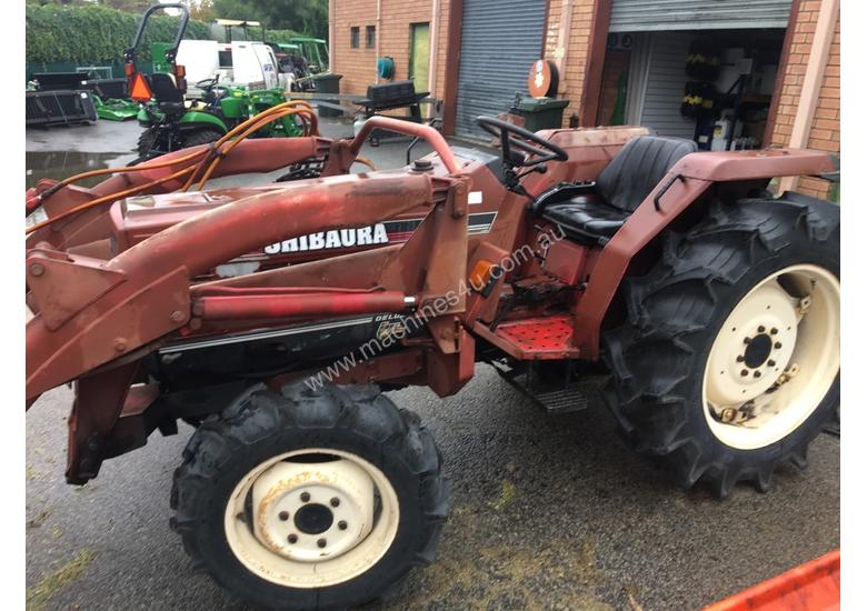 Used shibaura D335F 4WD Tractors 0-79hp in , - Sold on