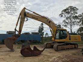 Komatsu PC300-6 Excavator, Call EMUS - picture0' - Click to enlarge