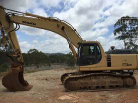 Komatsu PC300-6 Excavator, Call EMUS - picture2' - Click to enlarge