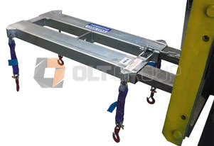 Forklift Battery Lifting Jib FSB200 2000kg SWL Forklift Attachment 2 Tonne