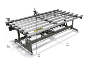 Emmegi Fit MA Assembly Table