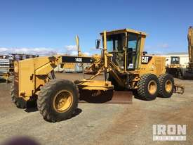 2011 Cat 140K Motor Grader - picture0' - Click to enlarge