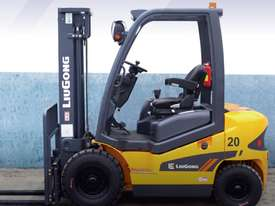Liugong 2020H Diesel Forklift - picture0' - Click to enlarge