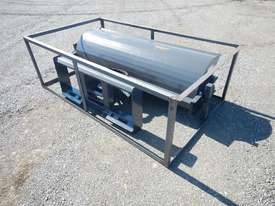 Unused 1800mm Hydraulic Angle Broom to suit Skidsteer Loader - 10419-27 - picture4' - Click to enlarge