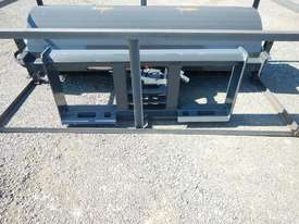 Unused 1800mm Hydraulic Angle Broom to suit Skidsteer Loader - 10419-27 - picture6' - Click to enlarge