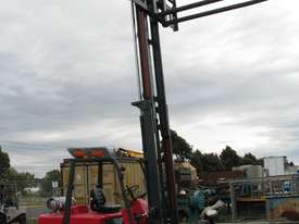 Nissan F03 LPG Forklift - 5m High 4 Ton 4000kg Capacity - picture3' - Click to enlarge