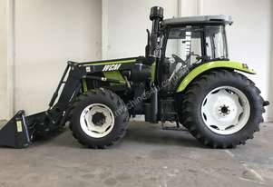 Brand New WCM 1504 150HP Tractor with FREE SLASHER